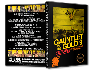 Gauntlet for the Gold 9