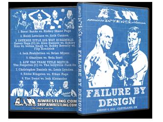 Failure By Design