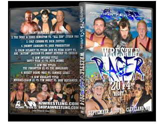 WrestleRager 2014 – Night 1
