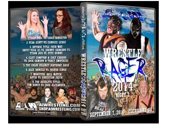 WrestleRager 2014 – Night 3