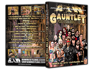 Gauntlet For The Gold 10