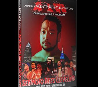 Sekimoto Takes Cleveland