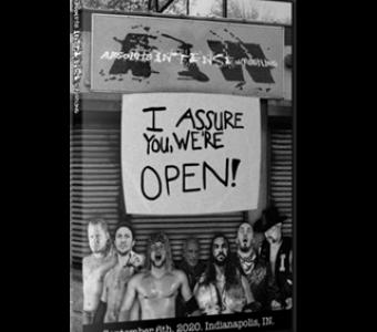 I Assure You, We're Open!